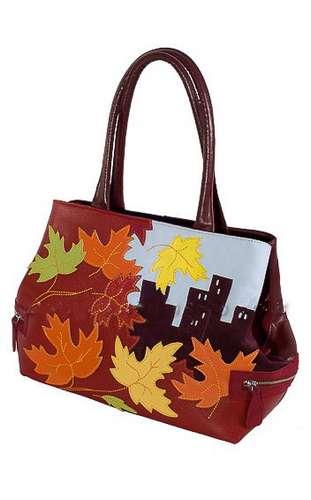 """Красивые и незаурядные авторские сумки ручной работы Unique U ( """"Юник Ю..."""